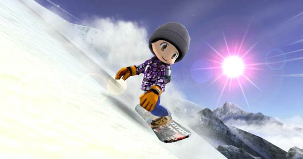 family ski- snowboard screenshot2