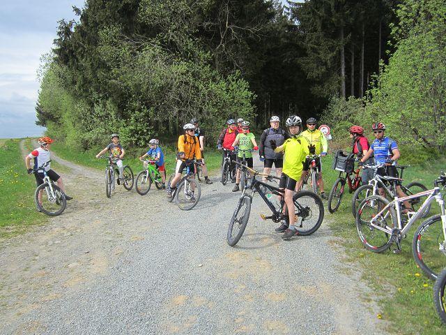 Mountainbiketour 2016