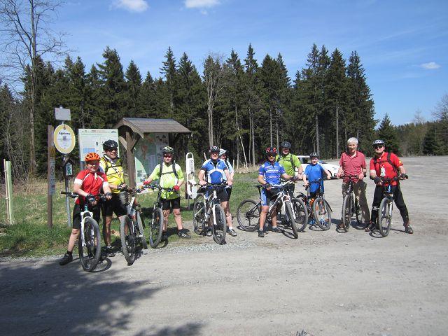 Radtour nach Schleusingen
