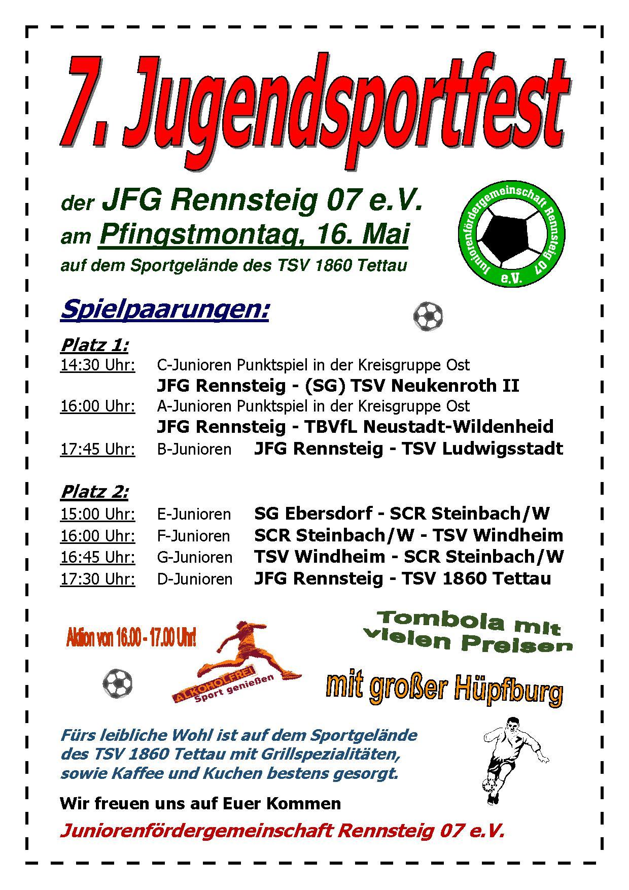 7. Jugendsportfest
