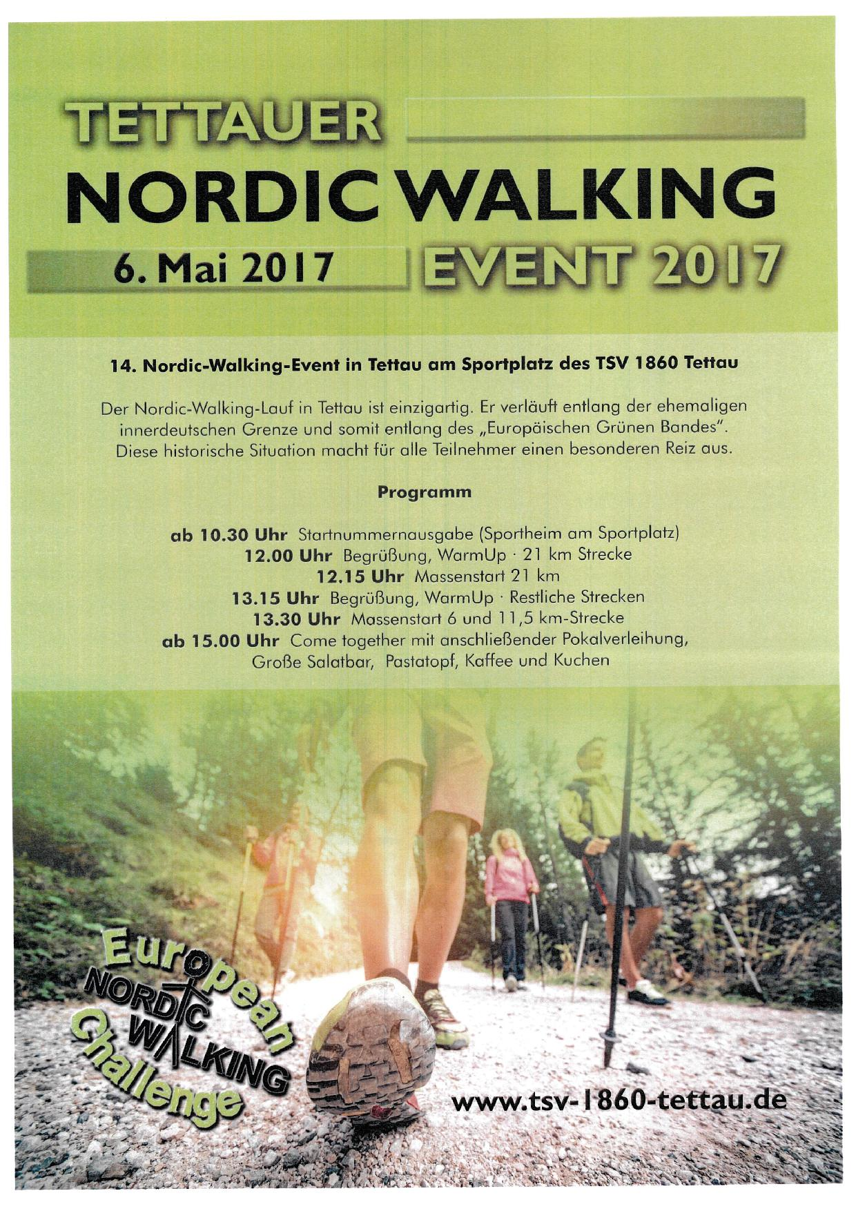 Nordic-Walking-Event 2017